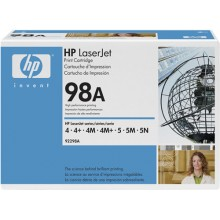 HP toner nero 92298A 98A Circa 6800 Pagine