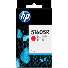 HP Cartuccia d'inchiostro rosso 51605R SPS 3ml inchiostro TIJ 1.0