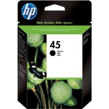HP Cartuccia d'inchiostro nero 51645AE 45 Circa 930 Pagine 42ml