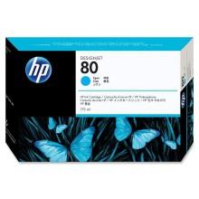 HP Cartuccia d'inchiostro ciano C4872A 80 175ml capacità inferiore