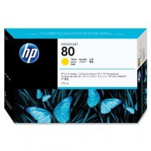 HP Cartuccia d'inchiostro giallo C4873A 80 175ml capacità inferiore