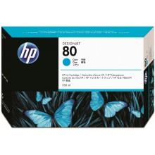 HP Cartuccia d'inchiostro ciano C4846A 80 350ml alta capacità