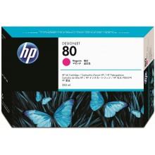 HP Cartuccia d'inchiostro magenta C4847A 80 350ml alta capacità