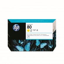 HP Cartuccia d'inchiostro giallo C4848A 80 350ml alta capacità