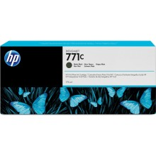 HP Cartuccia d'inchiostro nero (opaco) B6Y07A 771C 775ml