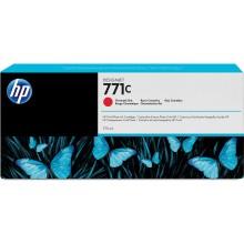 HP Cartuccia d'inchiostro rosso (chrom.) B6Y08A 771C 775ml
