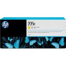 HP Cartuccia d'inchiostro giallo B6Y10A 771C 775ml