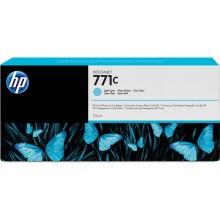 HP Cartuccia d'inchiostro ciano (chiaro) B6Y12A 771C 775ml