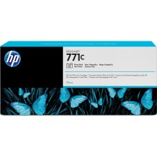 HP Cartuccia d'inchiostro nero (foto) B6Y13A 771C 775ml