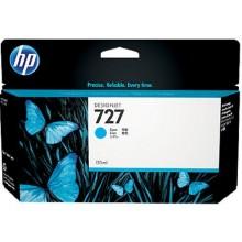 HP Cartuccia d'inchiostro ciano B3P19A 727 130ml