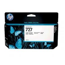 HP Cartuccia d'inchiostro nero (foto) B3P23A 727 130ml