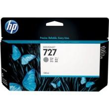 HP Cartuccia d'inchiostro grigio B3P24A 727 130ml