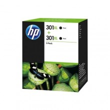 HP Multipack nero D8J45AE 301 XL 2 x HP 301 XL nero