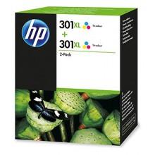 HP Multipack differenti colori D8J46AE 301 XL 2 x HP 301 XL colore