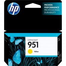 HP Cartuccia d'inchiostro giallo CN052AE 951 Circa 700 Pagine