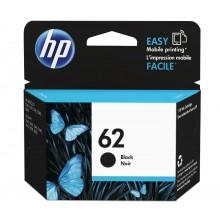 HP Cartuccia d'inchiostro nero C2P04AE 62 Circa 200 Pagine
