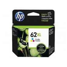 HP Cartuccia d'inchiostro colore C2P07AE 62 XL Circa 415 Pagine