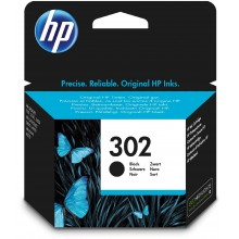 HP Cartuccia d'inchiostro nero F6U66AE 302 Circa 190 Pagine