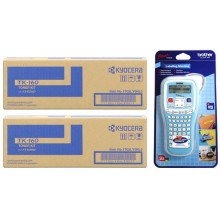 Kyocera Value Pack nero TK-160 MCVP