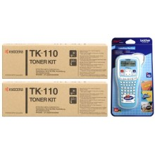 Kyocera Value Pack nero TK-110 MCVP