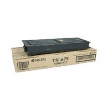 Kyocera toner nero TK-675 1T02H00EU0 circa 20000 pagine