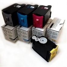 Toner Laserjet Colore compatibile rigenerato garantito Sharp Colore MX30GTB