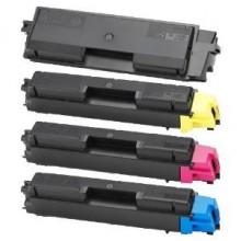Toner Laserjet Colore compatibile rigenerato garantito Kyocera Colore TK5160BK