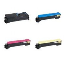 Toner Laserjet Colore compatibile rigenerato garantito Kyocera Colore TK550M