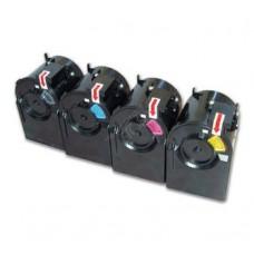 Toner Laserjet Colore compatibile rigenerato garantito Konica Minolta C350BK