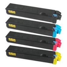 Toner Laserjet Colore compatibile rigenerato garantito Kyocera Colore TK520Y
