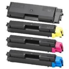Toner Laserjet Colore compatibile rigenerato garantito Kyocera Colore TK580Y