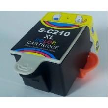Cartuccia compatibile rigenerata garantita Samsung inkjet C210C