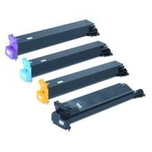 Toner Laserjet Colore compatibile rigenerato garantito Konica Minolta C250BK