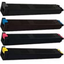 Toner Laserjet Colore compatibile rigenerato garantito Sharp Colore MX23GTBK