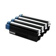 Toner Laserjet Colore compatibile rigenerato garantito OKI Executive ES6410BK