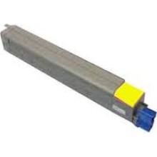 Toner Laserjet Colore compatibile rigenerato garantito OKI Executive ES7470Y