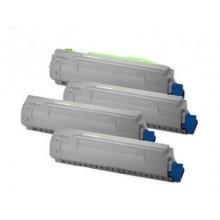 Toner Laserjet Colore compatibile rigenerato garantito OKI Executive ES8431BK
