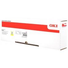 Originale Oki toner giallo 45862814 Circa 10000 pagine
