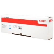 Originale Oki toner ciano 45862816 Circa 10000 pagine