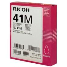Cartuccia Gel Magenta 405763 Gc 41 M Circa 2200 pagine