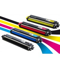 Kit completo TN-245 TN-225 Toner per Brother compatibile rigenerato garantito 100%