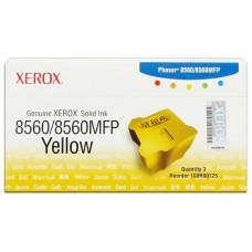 Xerox ColorStix giallo 108R00725 Solid Ink, triplo pacco