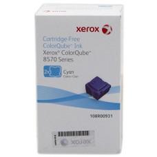 Xerox ColorStix ciano 108R00931 4400 pagine Solid Ink, pacco con 2 pezzi
