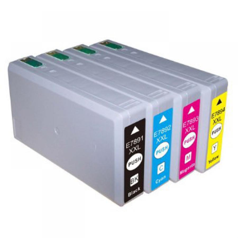 Compatibile rigenerata garantita Cartuccia d`inchiostro T7892