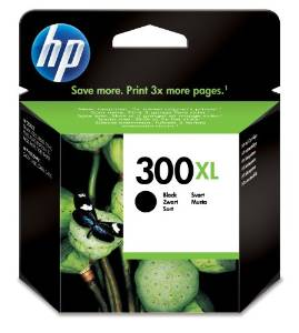 HP Cartuccia d`inchiostro nero CC641EE 300