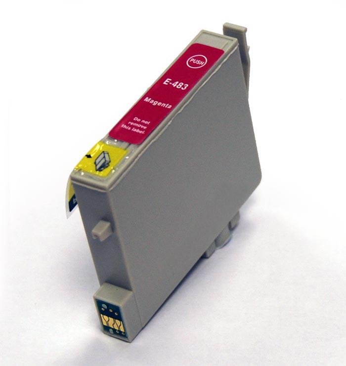 E-T0483 Epson Magenta compatibile rigenerato garantito