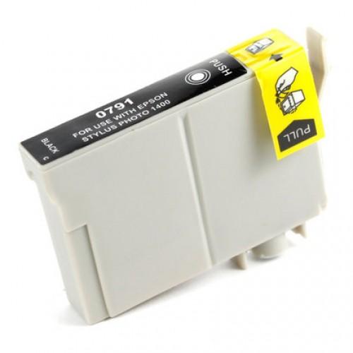 T0791 BK Nero Epson compatibile rigenerato