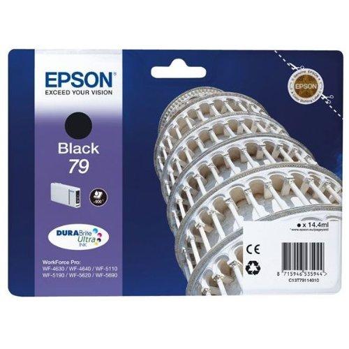 Epson Cartuccia d`inchiostro nero C13T79114010 T7911