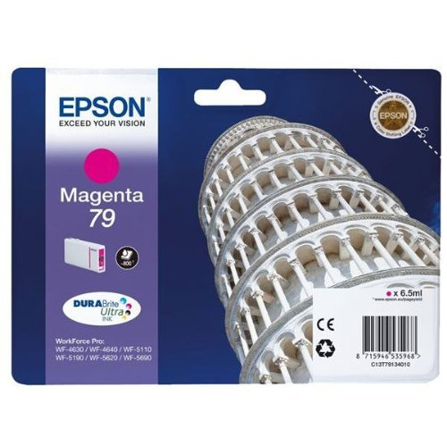 Epson Cartuccia d`inchiostro magenta C13T79134010 T7913