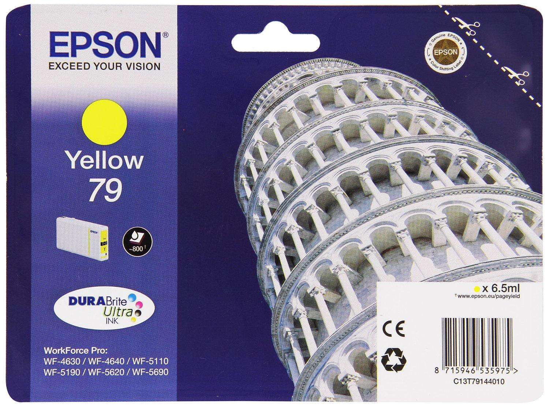 Epson Cartuccia d`inchiostro giallo C13T79144010 T7914